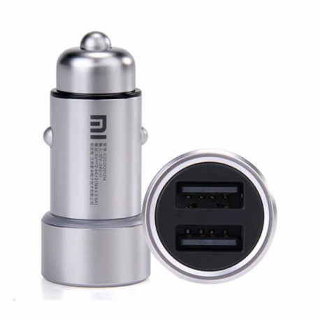 AЗУ Xiaomi car charger Silver