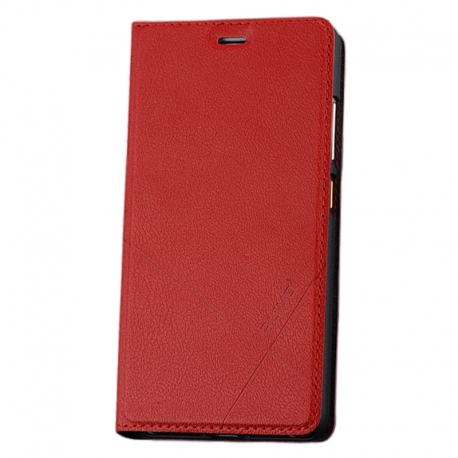 Чехол-книжка Xiaomi Redmi S2 Premium Leather Case Red