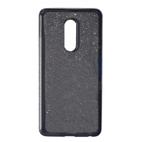 Чохол-накладка Xiaomi Redmi 5 Plus Remax Glitter Air Black
