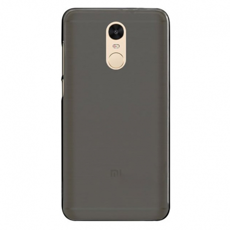 Чехол-накладка Xiaomi Redmi 4 TPU Remax Air Black