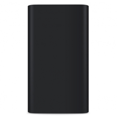 Чехол Original Silicon Case for Xiaomi Power Bank 2/10000 mAh Black