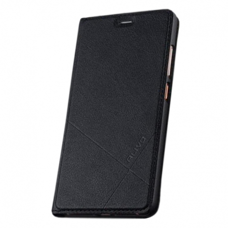 Чохол-книжка Xiaomi Redmi Note 5 Premium Leather Case Black