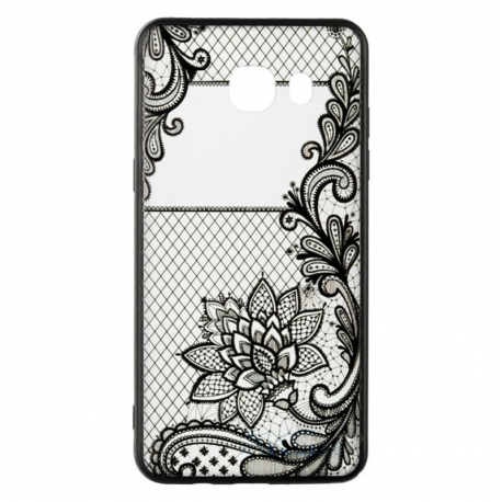 Чехол-накладка Xiaomi Redmi Note 4X Rock Tatoo Art Magic Flowers