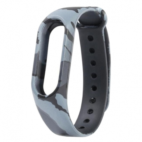 Ремешок Xiaomi MI Band 3 Khaki grey