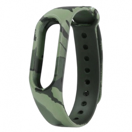 Ремешок Xiaomi MI Band 3 Khaki green