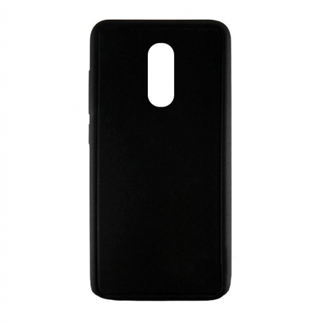 Чехол-накладка Xiaomi Redmi 5 Plus Silicon Case Black