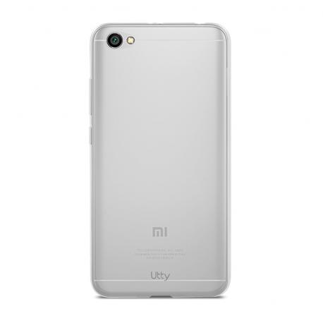 Чехол-накладка Xiaomi Redmi Note 5A Utty Ultra ThinTPU Transparent