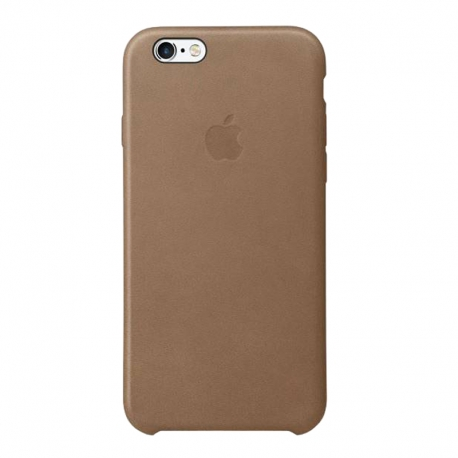 Apple iPhone 6S Leather Case Brown MKXR2