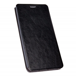 Чехол-книжка Xiaomi Redmi Note 7 Premium Leather Case Black