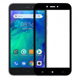 Защитное стекло Xiaomi Redmi GO Full Screen 3D Black