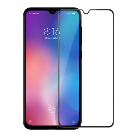 Захисне скло Xiaomi Mi9 Full Screen Black тех уп