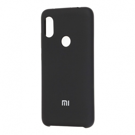 Чехол-накладка Xiaomi Redmi Note 6 Pro Original Soft Case Gray