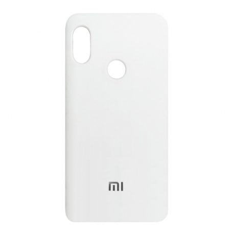 Чехол-накладка Xiaomi Redmi Note 5/5PRO Original Silicon Case White