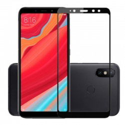 Защитное стекло Xiaomi Redmi S2 Full Screen Black