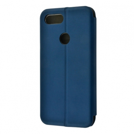 Чохол-книжка Xiaomi Mi8 Lite/Mi8 Youth Flip Magnetic Case Dark Blue