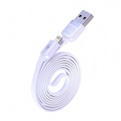 USB кабель Remax Safe&Speed Lightning White 1m