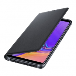 Чехол-книжка Samsung A9-2018/A920 Premium Leather Case Black