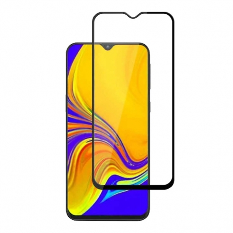Захисне скло Samsung A50 Full Screen Black 3D (тех уп)