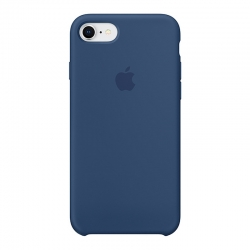 Чехол-накладка iPhone 6 Original Soft Case Blue (copy)