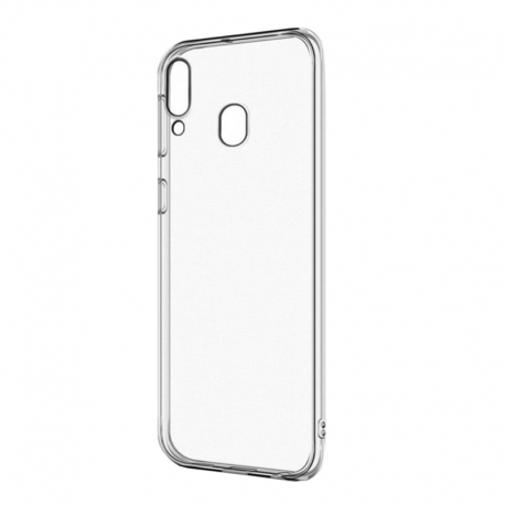 Чохол-накладка Samsung M20 (2019) TPU Transparent