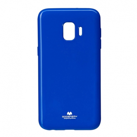 Чохол-накладка Samsung J260 (J2 Core-2018) Silicon Case Blue