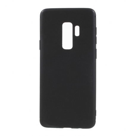 Чохол-накладка Samsung Galaxy S9+ Original Soft Case Black