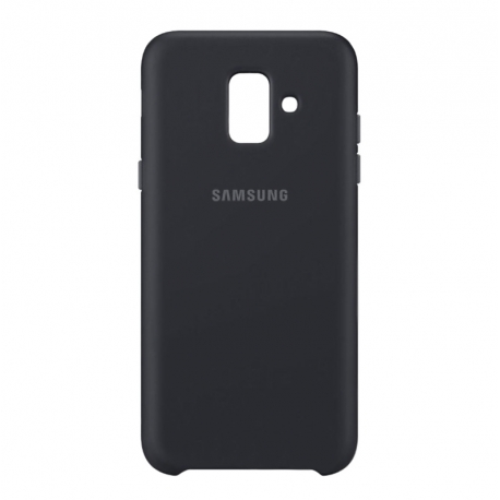 Чохол-накладка Samsung A600 (A6-2018) Original Soft Case Back