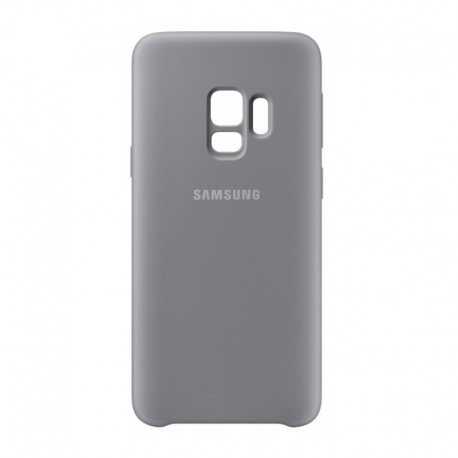 Чохол-накладка Samsung Galaxy S9 Original Soft Case Grey