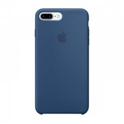 Чехол-накладка iPhone 7 Plus/8 Plus Original Dark Blue (copy)