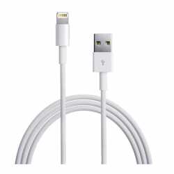 USB cabel iPhone 5 Apple Lightning MD818