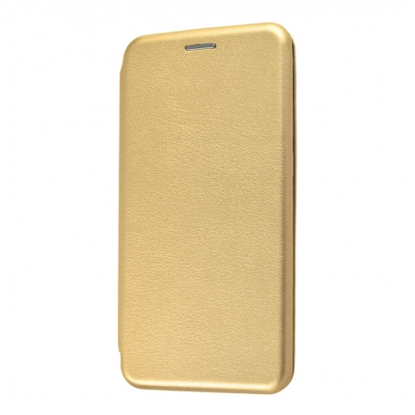 Чохол-книжка Huawei P Smart Plus/Nova 3i Premium Leather Case Gold