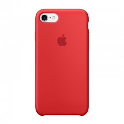 Чехол-накладка iPhone 7Plus Original Silicon Case Red