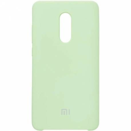 Чехол-накладка Xiaomi Redmi 5 Original Soft Light Green