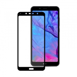 Захисне скло Xiaomi Redmi 7A Full Screen Black 3D