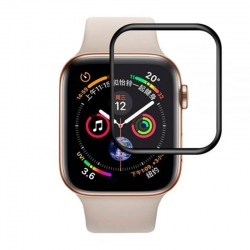 Захисне скло Apple Watch Series 4 (44mm) Black