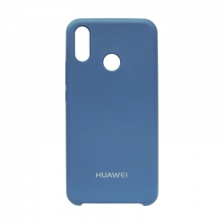 Чехол-накладка Huawei P Smart Plus/Nova 3i Silicon Case Blue