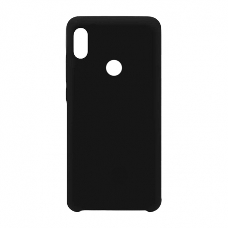 Чехол-накладка Samsung A10s (2019) TPU Soft case (black)