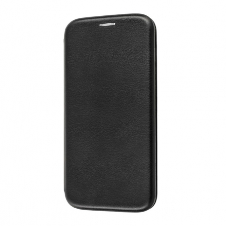 Чехол-книжка Xiaomi Redmi Note 8 Premium Leather Case Black