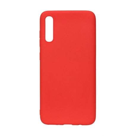 Чехол-накладка Xiaomi Redmi Note 8 TPU Brushed Red