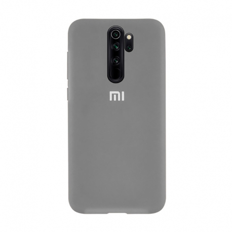 Чехол-накладка Xiaomi Redmi Note 8 Pro TPU Brushed Grey