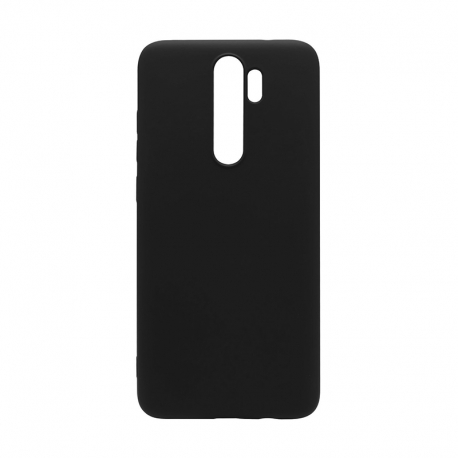 Чехол-накладка Xiaomi Redmi Note 8 TPU Brushed Black