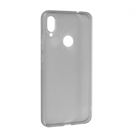 Чехол-накладка Xiaomi Redmi 7 Brushed TPU Grey