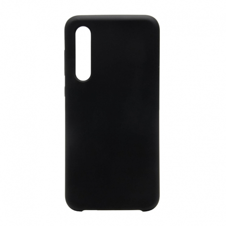 Чохол-накладка Xiaomi Redmi Note 8 TPU Soft case Black