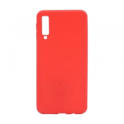 Чохол-накладка Samsung A30s (2019) Silicone Cover (red)
