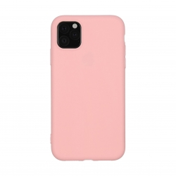Чохол-накладка iPhone 11 Silicone Case (cotton candy)