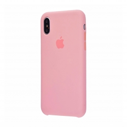 Чехол-накладка iPhone Xr Silicone Case cotton candy