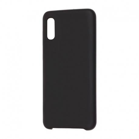 Чехол-накладка Xiaomi Redmi Note 8 TPU Soft case (black)