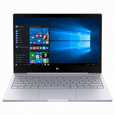 Xiaomi Mi Notebook Air (JYU4117CN) 12.5/ m3/ RAM 4Gb/ HDD no/ SSD 256Gb/ Intel HD Graphics 615/ Windows 10/ 1.07 kg/ Silver